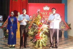 Chủ tịch UBND tỉnh Nguyễn Đức Long dự ngày hội đại đoàn kết toàn dân tại TP Uông Bí