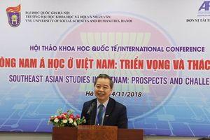 Đông Nam Á học ở Việt Nam: Triển vọng và thách thức