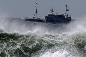 Sẵn sàng ứng phó với áp thấp trên Biển Đông