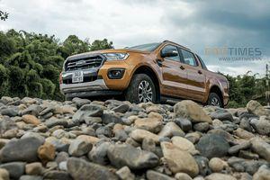 Ford Ranger phiên bản XLT có giá bán chính thức, chờ ngày về đại lý