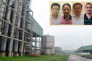 Khởi tố bị can thêm 4 đối tượng liên quan trong vụ án Ethanol Phú Thọ