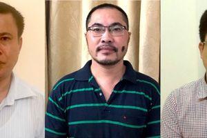 Bắt giam ba cựu cán bộ liên quan vụ án Ethanol Phú Thọ