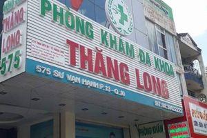 TP HCM: Xử phạt hơn 1 tỷ đồng đối với 8 phòng khám có yếu tố người Trung Quốc hoạt động