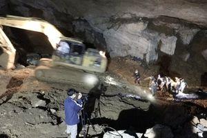 Tìm thấy thi thể thứ 2, kết thúc cứu nạn tại hang Cột Cờ