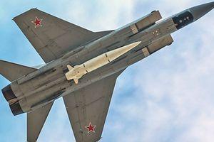 Nga chế tên lửa siêu vượt âm làm 'mồi' cho S-500 tập đánh chặn