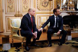 Macron: 'Tôi không làm chính sách qua những dòng tweet'