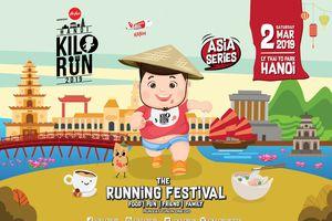 Lễ hội chạy bộ, khám phá ẩm thực 'độc nhất vô nhị' Kilorun đến Hà Nội