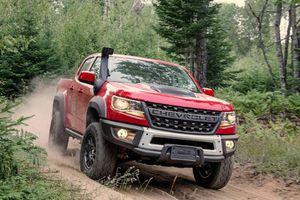 Xe bán tải Chevrolet Colorado ZR2 Bison 2019 chốt giá 1,1 tỷ đồng