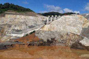 Thủy điện Sông Bung 2 tích nước trở lại sau sự cố vỡ hầm dẫn dòng