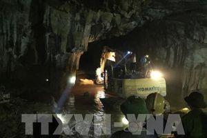 Sập mỏ khai thác vàng ở Hòa Bình: Tìm thấy thi thể phu vàng cuối cùng