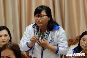 Thầy cô dạy trẻ khuyết tật mong muốn có sách giáo khoa riêng