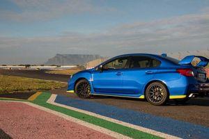 Subaru ra mắt phiên bản WRX STi Diamond 2019 tại Nam Phi, chỉ có 30 chiếc