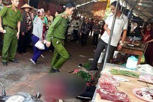 Người phụ nữ bán đậu phụ bị bắn chết giữa chợ: Nghi phạm đang nguy kịch, phải thở máy
