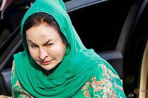 Vợ cựu Thủ tướng Malaysia bị cáo buộc nhận hối lộ 45 triệu USD