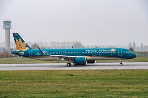 Chiêm ngưỡng máy bay A321neo của Vietnam Airlines vừa được bàn giao tại Đức
