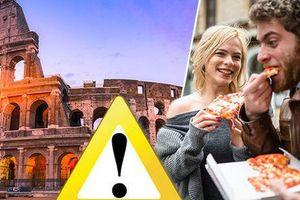 Rome tăng cường 500 cảnh sát để thực thi những quy định mới cho ngành du lịch