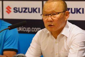 HLV Park Hang-seo: 'Kết hợp của Quang Hải và Xuân Trường ở giữa sân là điều tuyệt vời'