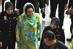 Phu nhân cựu Thủ tướng Malaysia bị buộc tội nhận hối lộ hơn 45 triệu USD