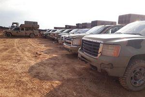 Quân đội Syria dồn toàn bộ chủng loại pháo phản lực tự chế vào trận al Safa