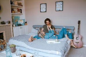 10 quy tắc 'vàng' trong thiết kế phòng ngủ để có giấc ngủ ngon