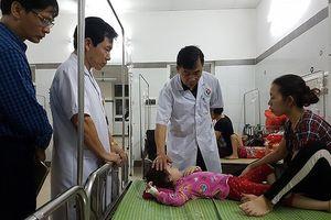 86 trẻ mầm non nhập viện nghi ngộ độc thực phẩm