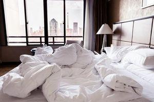 Những nguyên nhân không ngờ đến khiến bạn mất ngủ, ngủ không sâu giấc