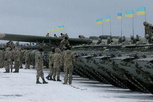Kinh ngạc trước số lượng cực lớn tăng thiết giáp quân đội Ukraine tiếp nhận năm 2018