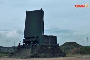Hình ảnh hệ thống phòng thủ tên lửa Israel xuất khẩu