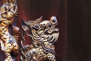 Tôn vinh linh vật Nghê Việt