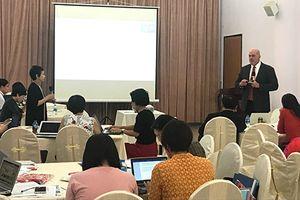 Tập huấn tuyên truyền về HIV/AIDS cho phóng viên, nhà báo
