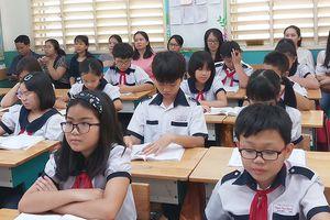'Open house' - Phụ huynh vào lớp học cùng con