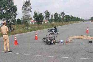 2 người phụ nữ chết thảm dưới bánh xe ủi
