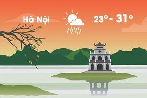 Thời tiết ngày 16/11: Sáng Hà Nội sương mù, ngày có mưa rải rác