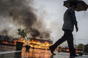 'Một phần Đông Nam Á đang rơi vào tay tội phạm có tổ chức'