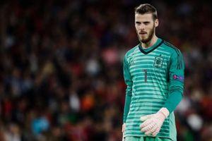 De Gea thủng lưới 3 lần trong ngày Tây Ban Nha thua Croatia