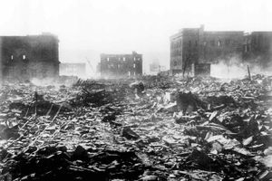 Nước Nhật đã trải qua 'Chiến tranh Thái Bình Dương' đầy đau đớn
