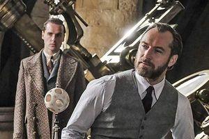 Pháp sư 'mỹ nam' Dumbledore có đồng tính trong 'Fantastic Beasts'?