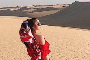 Hoang mạc nào lớn nhất thế giới?