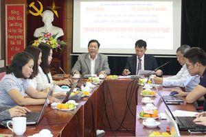 Hội Luật gia TP Hà Nội: Tích cực trợ giúp pháp lý