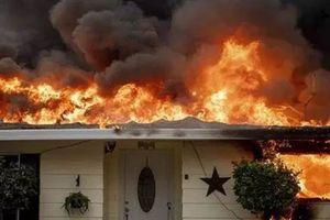 Vụ cháy rừng kinh hoàng ở California: Vẫn còn khoảng 630 người mất tích