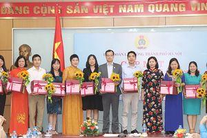 Công đoàn Hà Nội gặp mặt các nhà giáo tiêu biểu