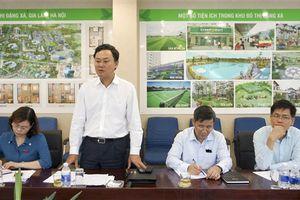 Giám sát công tác cấp Giấy chứng nhận quyền sử dụng đất tại Gia Lâm