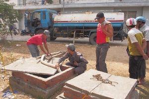 Đà Nẵng: Dân 'kêu khát', còn nhà máy vẫn nằm trên giấy