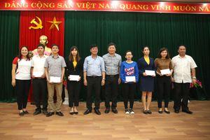 Công đoàn Bộ VHTTDL: Phối hợp chăm lo cho gia đình công nhân viên chức lao động