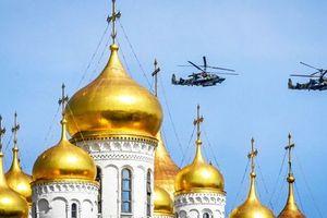 Nhà thờ quân đội: 'Vũ khí' mới nhất của Tổng thống Nga Putin