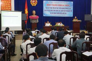 Con tôm mang tới cho tỉnh Bạc Liêu 12.000 tỉ đồng mỗi năm, gần 50% GDP toàn tỉnh