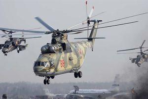 Nga khoe trực thăng Đông Nam Á, xuất phát từ Việt Nam