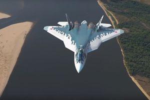 Nga nói lý do chọn màu thật cho Su-57