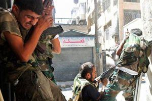 Đại chiến Syria: Quân đội Assad oanh tạc dữ dội, phiến quân mất ngủ