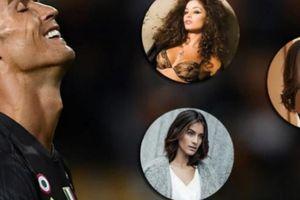 Độ nóng bỏng của 3 người đẹp chê Ronaldo yếu... 'khoản ấy'